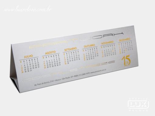 Calendário Partwork