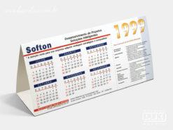 Calendário Softon