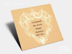 Cartão de Natal Nazareth
