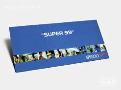 Cartão de Natal Speedo