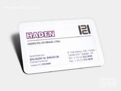 Cartão de Visita Haden