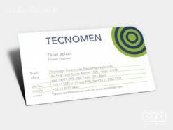 Cartão de Visita Tecnomen