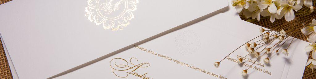 Convite de Casamento Clássico Luxo Austrália G 2018