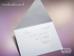 Convite de Casamento Clássico Dubai GG