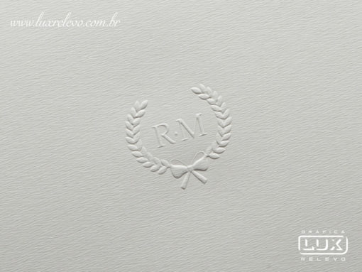 Convite de Casamento Clássico Luxo Istambul XG