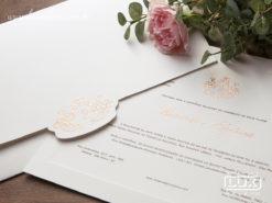 Convite Clássico Luxo Seoul GG 2018