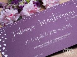 Convite 15 Anos Moderno Sevilha G 2019