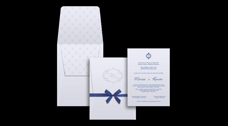 Crie seu Convite de Casamento Modelo Inglaterra