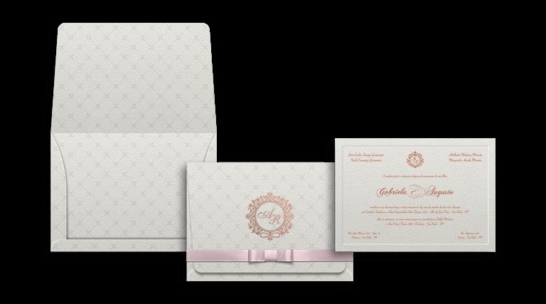 Crie seu Convite de Casamento Modelo Itália