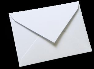 Acessório em Papelaria de Casamento Envelope para Minicards Genebra